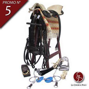 Lomillo completo para Pato / Horseball complete equipment